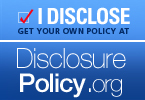Disclosure Policy Organic Runner Mom Blog