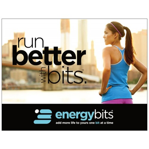 Run Better with Bits. Energy Bits.