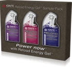 Ignite Naturals Reload Energy Gels