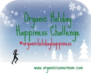 Organic Holiday Happiness Challenge