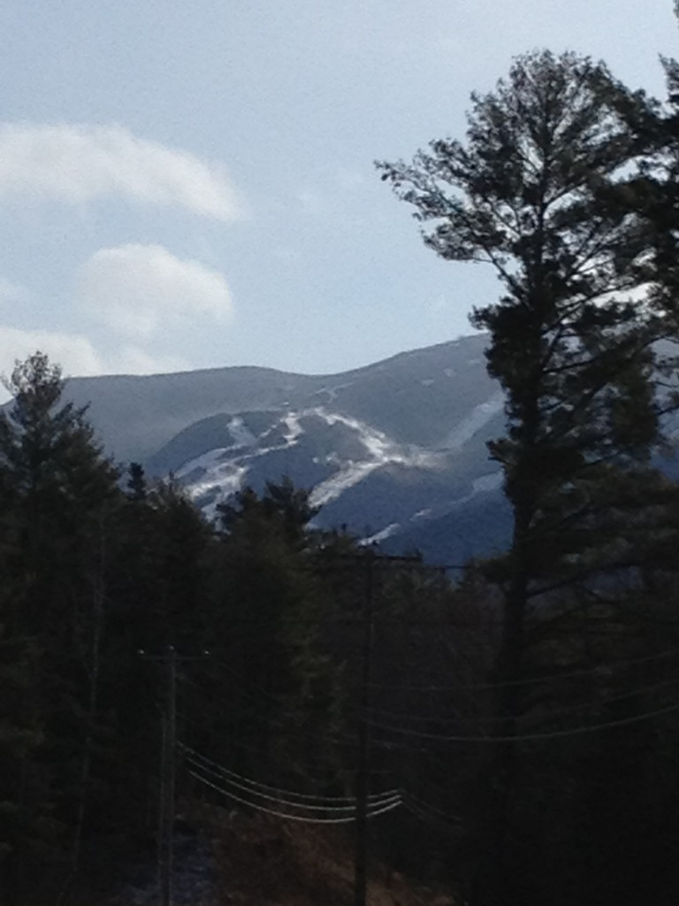 The mountains are calling me again.-Cannon Mountain, Mountain Running