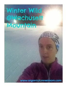 Winter Wild Mountain Running