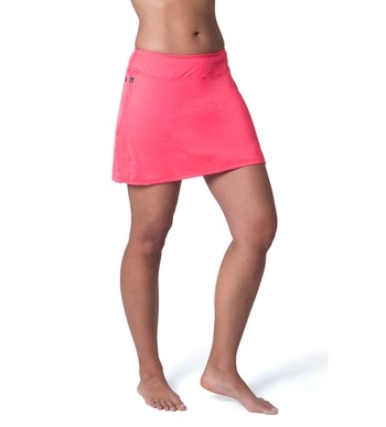 Skirt Sports Gym Girl Ultra in Sunset Peach