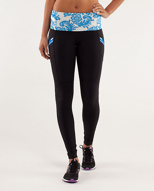 Lululemon Run Tech Tights