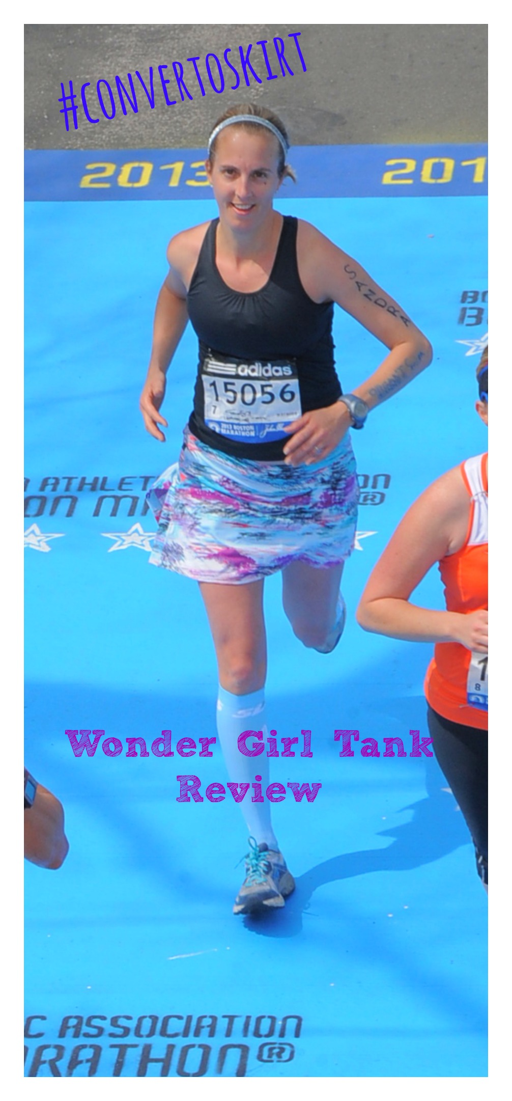 e5a6b742 Fresh Gear: Skirt Sports Wonder Girl Tank Review