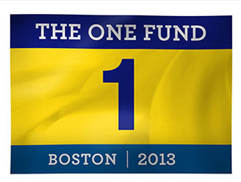 The One Fund. Please make a donation. Boston Strong