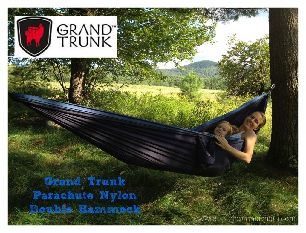 Grand Trunk Goods Double Hammock