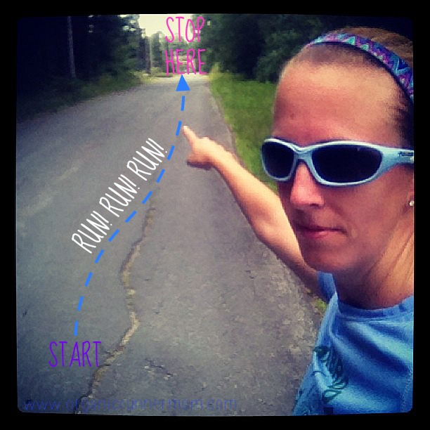 Hill Repeats! Run! Run! Run!