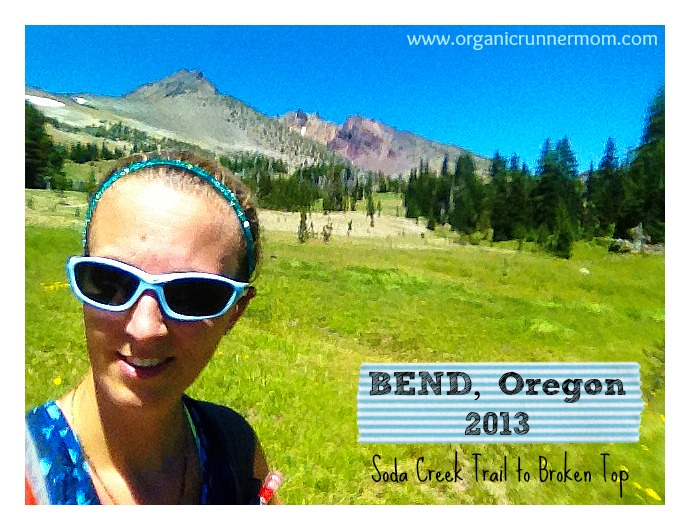 Soda Creek Trail to Broken Top-Trail Running in Bend, Oregon