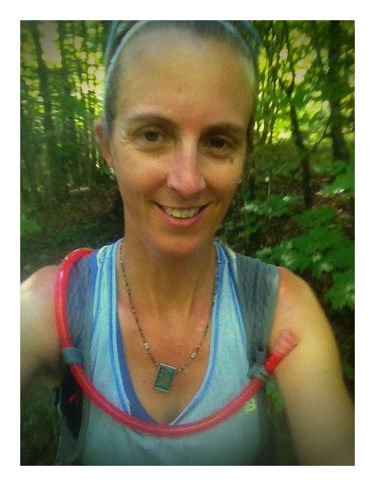 Back on the trail! Organic Runner Mom