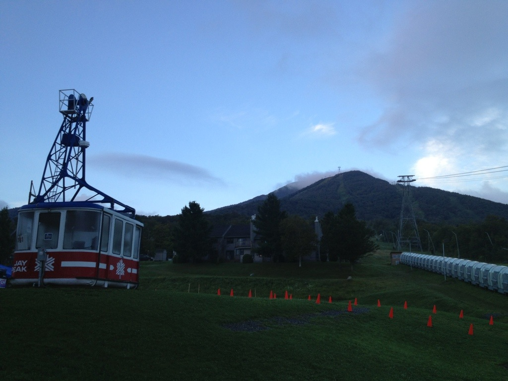 Jay Peak Ski Resort-Jay Peak Trail Running Festival
