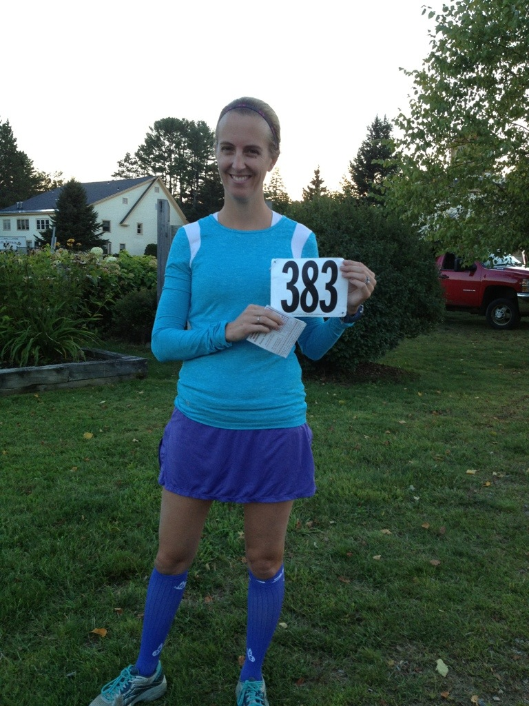 Finish Strong-Fox Hill 5K, Franconia, NH