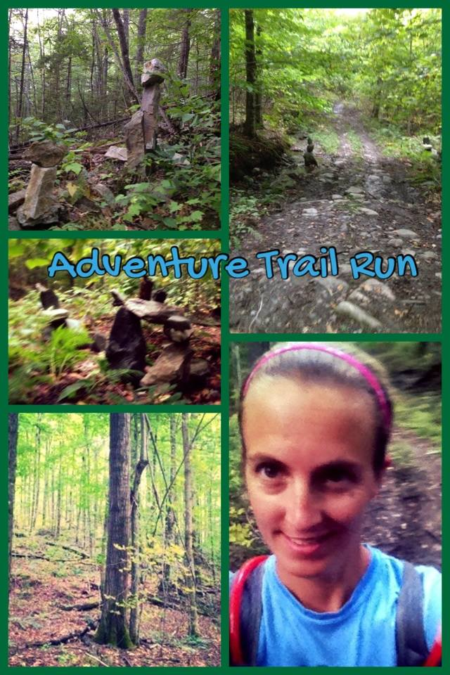 Adventures are good for the soul.
