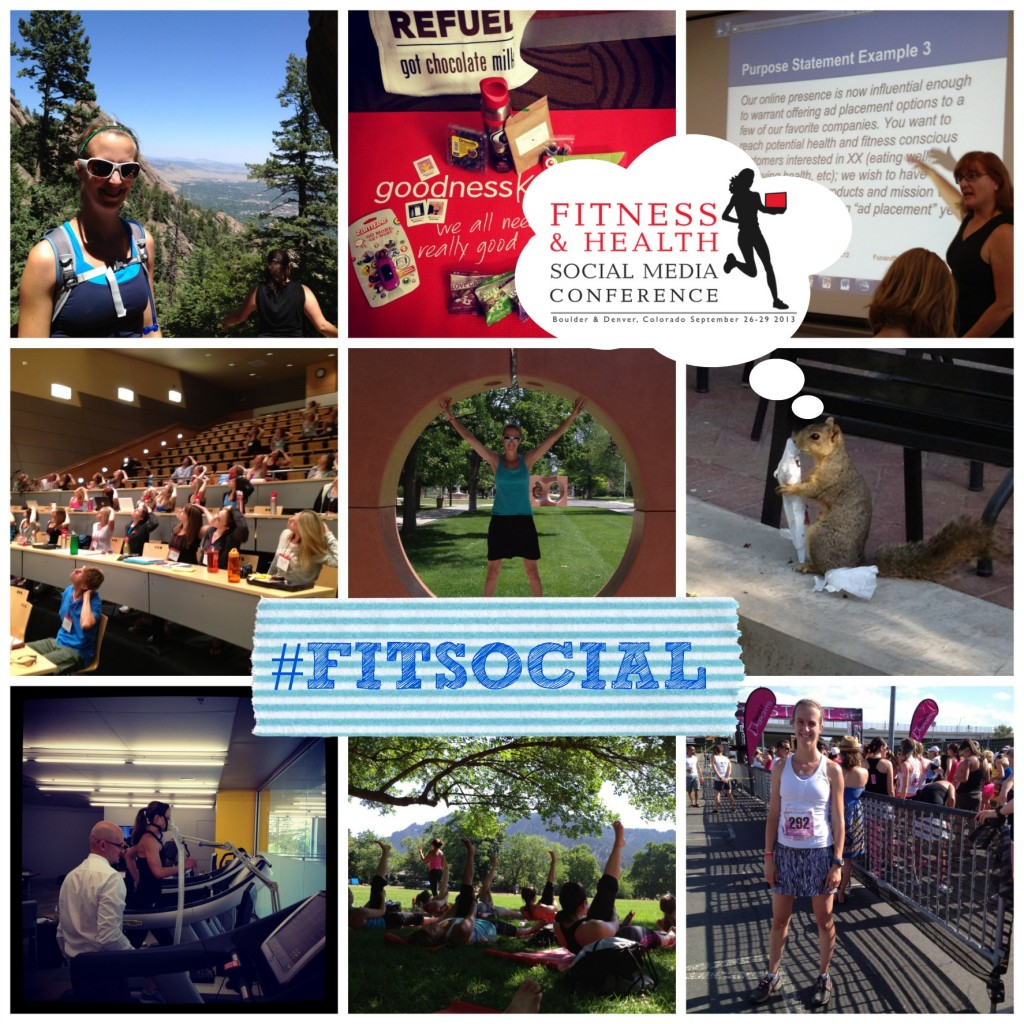 Fitness & Health Social Media Conference 2013 #FitSocial