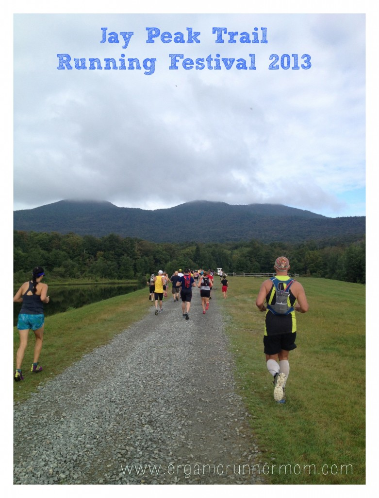 Jay Peak Trail Running Festival 2013-25K