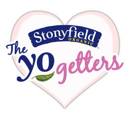I'm a Stonyfield YoGetter!