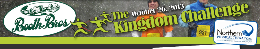 The Kingdom Challenge Half Marathon
