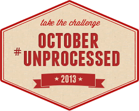 October Unprocessed Challenge 2013 – Eating Rules #Unprocessed