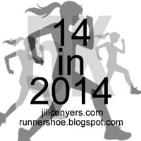 14 in 2014– Running Challenge from Jill Conyers