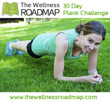 The Wellness Roadmap 30 Day Plank Challenege