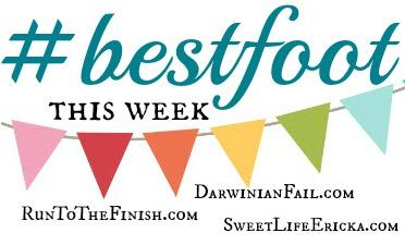 #Bestfoot This Week Link Up