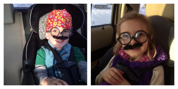 Kids in Disguise