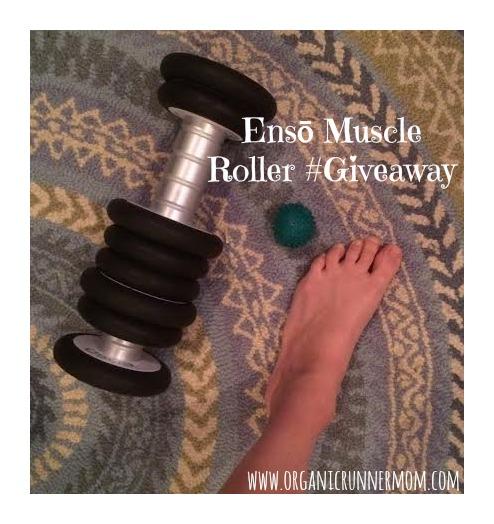 Ensō Muscle Roller #Giveaway