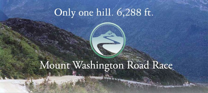 Mount Washington Road Race–Only One Hill