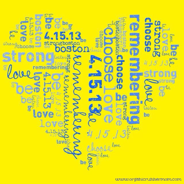 Click here to read more about my lasting memories from the Boston Marathon. And please pass this along as a way to remember and be #bostonstrong togther. #chooselove