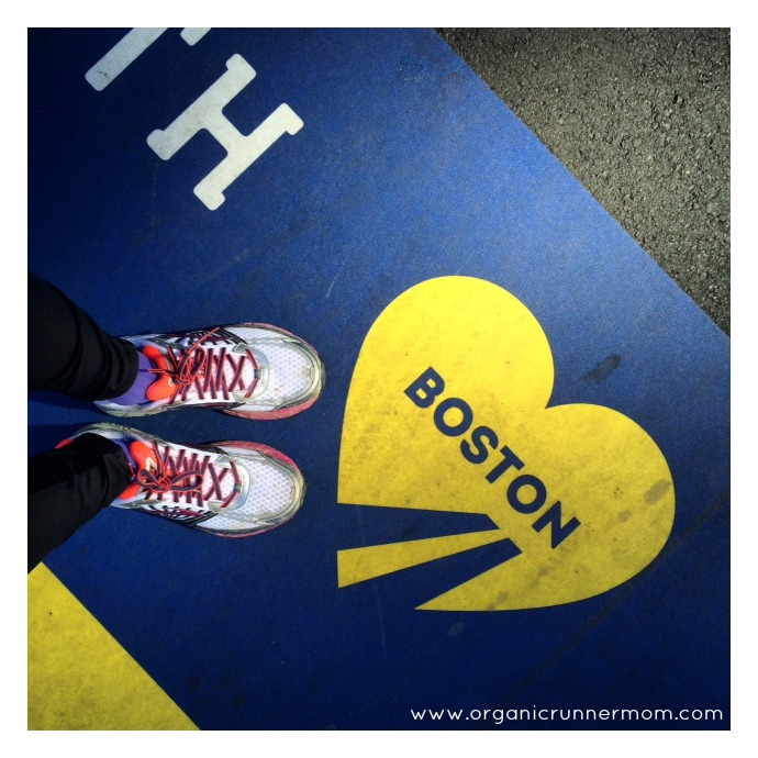Love Wins. Boston Marathon 2014