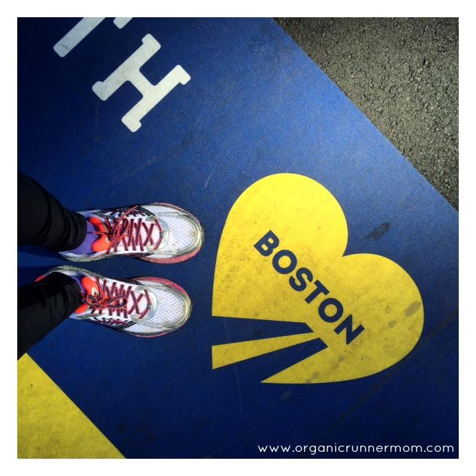 Love Wins. Boston Marathon 2014