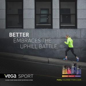Vega Sport #FuelYourBetter