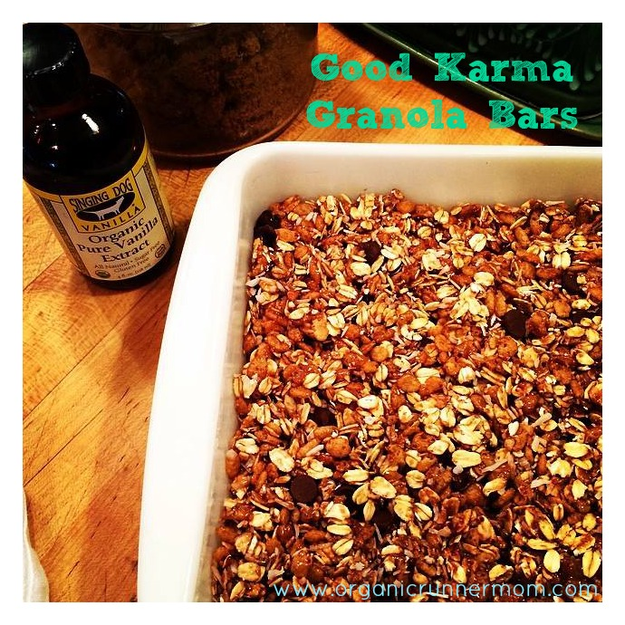 Recipe: Good Karma Granola Bars