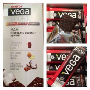Vega Sport Energy Bars #FuelYourBetter
