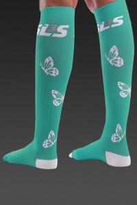 SLS3 Butterfly Compression Socks