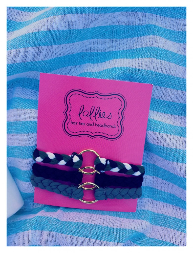 Lollies Basic Hair Ties Retail $8