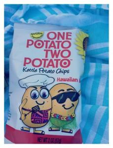 One Potato Two Potato Hawaiian BBQ Retail $2