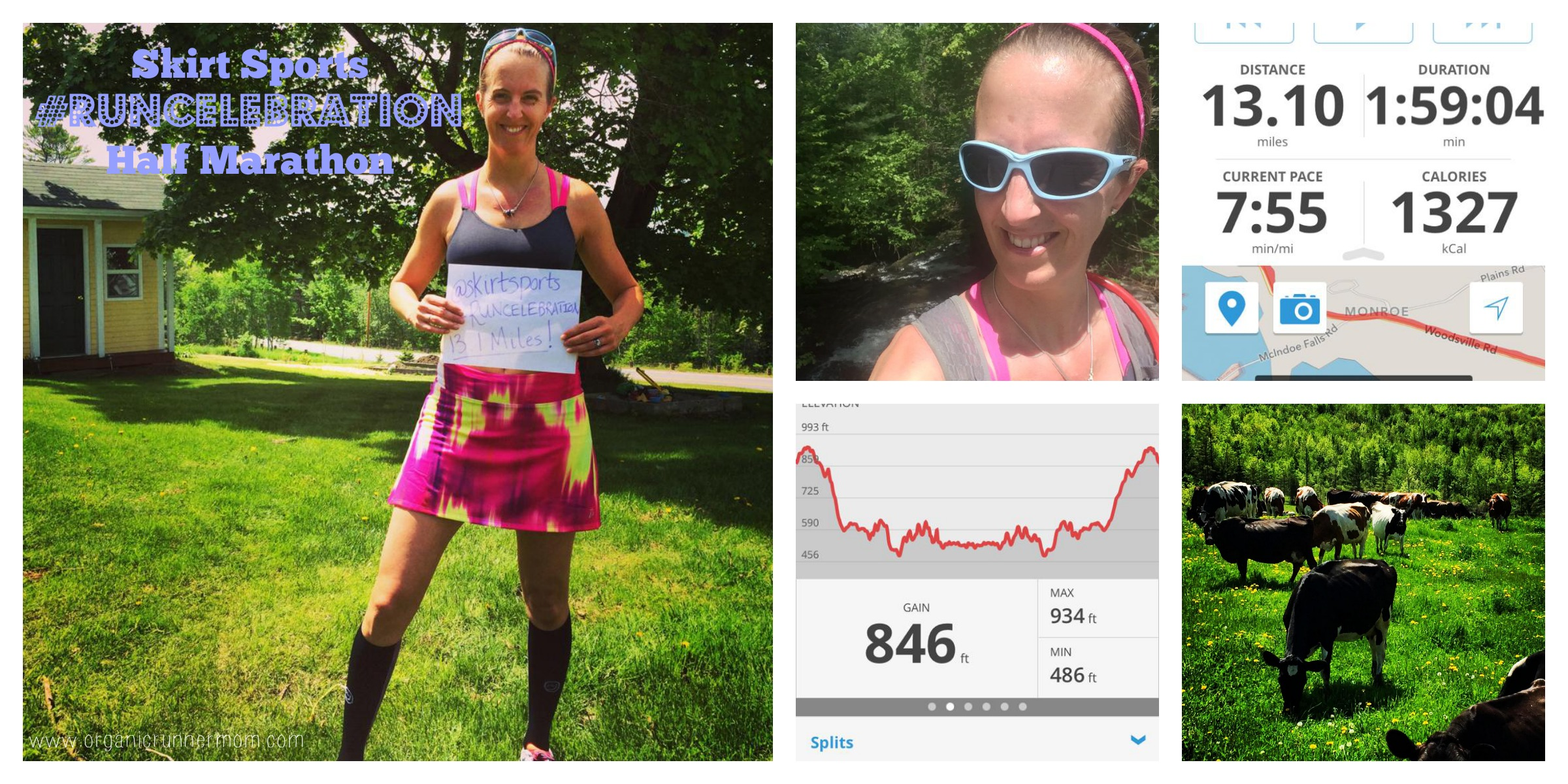 Skirt Sports #runcelebration Half Marathon