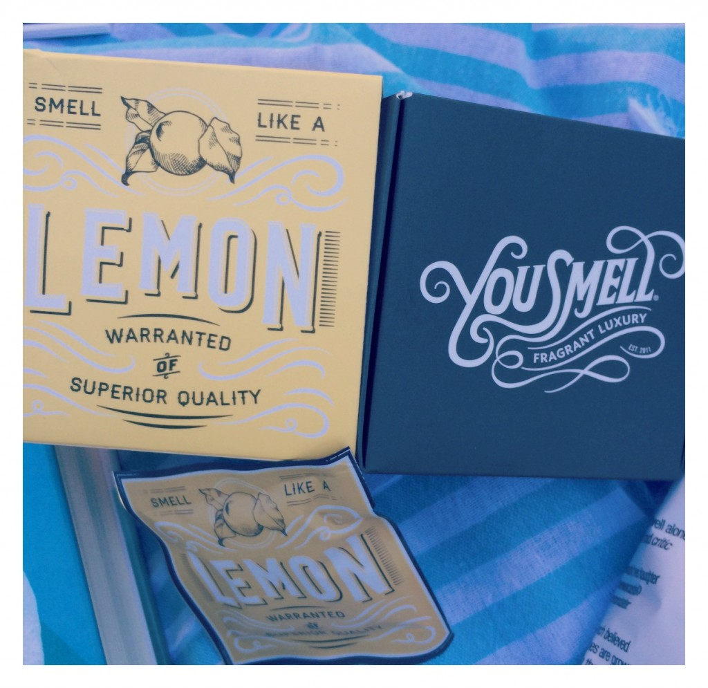 You Smell Lemon Wt Wipes Retail $6