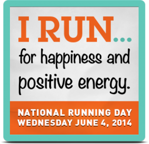 It's National Running Day!