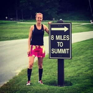 Only One Hill! See you at the Top! Mt. Washington Road Race