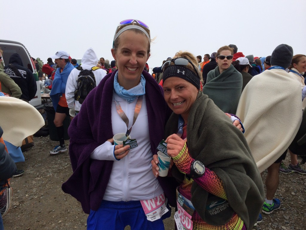 You are so much stronger than you think. We conquered Mt. Washington Rosanne!
