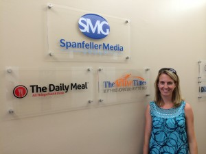 Organic Runner Mom visits The Active Times and The Daily Meal