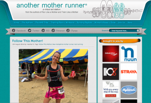 Follow this Mother on Another Mother Runner