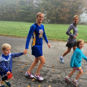 Scarecrow Family Fun Run
