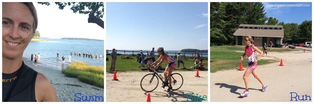 SWIM. BIKE. RUN. I am a Triathlete!