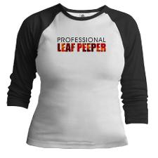Are you a professional leaf peeper?