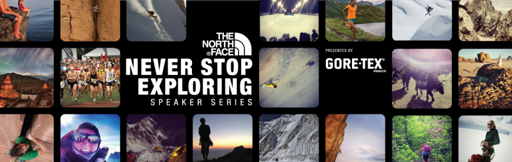 Please check the The Never Stop Exploring Speaker Series #TNFSpeakerSeries