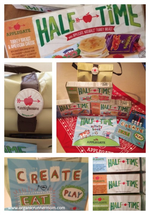 Applegate Halftime Lunch Kits with Stonyfield and Annie's Homegrown