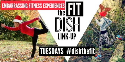 The Fit Dish Link-up. #dishthefit